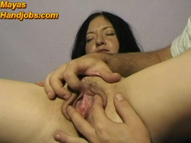 Playing With Her Her Clit Until She Cum