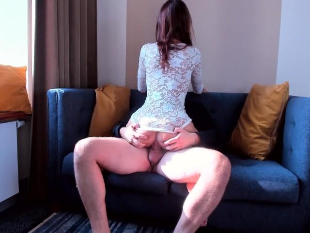 Amateur Teen Slut Ride on My Big Cock so Fast