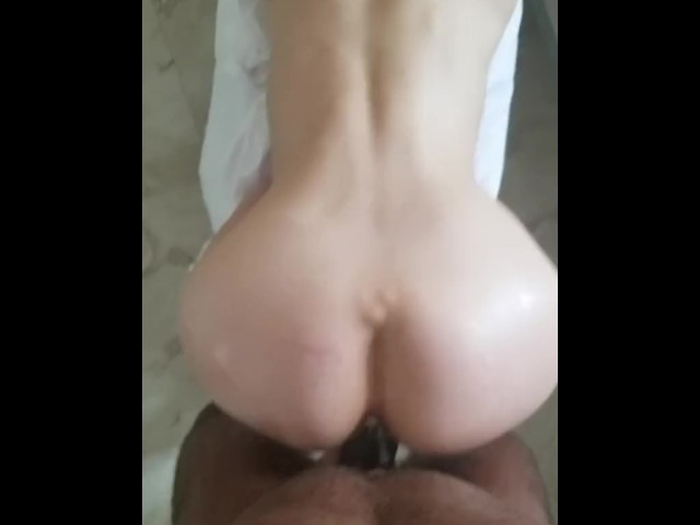 Becky - Cum Covered Hard Bbc Is Cock Slave to White Girl Pussy - Throbbing  - Free Porn Videos - YouPorn