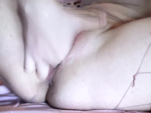 Ripped Pantyhose Solo Orgasm Silenceissexy