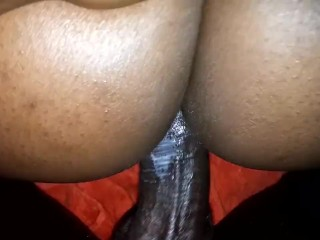 Creamy Pussy, Anal Thick Cum Creampie