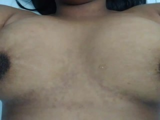 BBW Ebony POV how my tits bounce when you fuck me