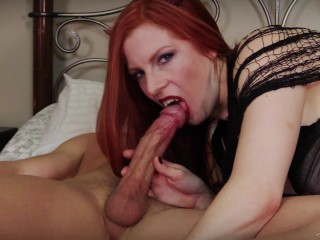 Succubus Fucks And Swallows Your Soul - Lady Fyre