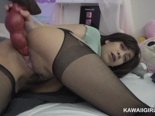 Slutty Cam Girl Loves To Fuck Dildo Dildo