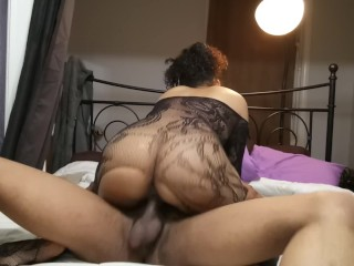 show off her dick riding skills