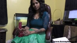 Indian horny sex teacher...