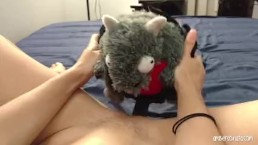 Girl Fucks Stuffed Animal...