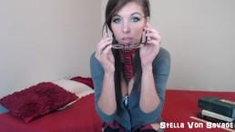 Bad Schoolgirl Stella Von...