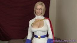 Power Girl Triple Cumshot...