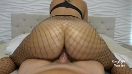 Riding compilation with creampies...
