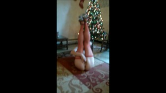 #Xmas2014 - SECRET SANTA STRIPTEASE - BELLAPETITE83