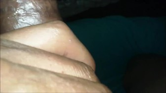 lil mary quick anal on the couch