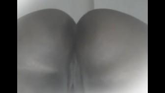 Twerking my butt off