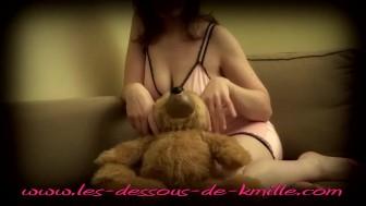 Kmille teste le Teddy Love