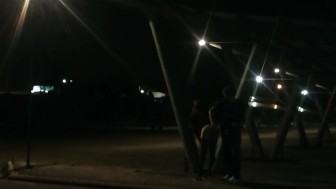 Cam Caught Voyeur Couple Fuck In Public Carpark