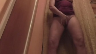 HIDDEN CAM CAUGHT MASTURBATION