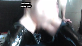HOTTEST NEW AMATEUR SQUIRTS on DICK reverse cowgirl!