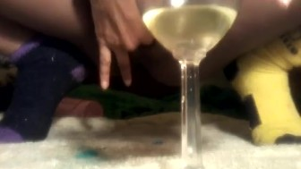 Wine and dine me