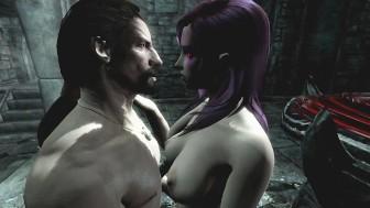 Skyrim - Valleri & Harkon - Intimate Romance