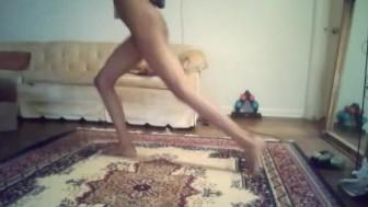 naked cardio & yoga