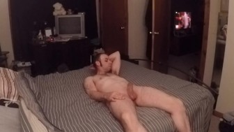 DEEP THROATING on BED GOPRO CAM