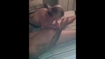 SLUT GETS IT IN HER BUTT