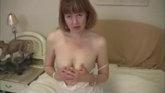 Stepmom in Slip Wants You