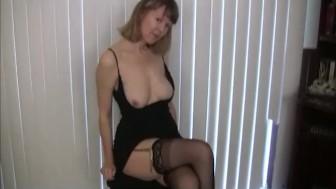 LIttle Black Dress Tease