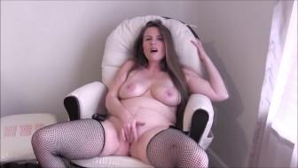 Nikki Needs The Hot, Young Stud Next Door (Solo Masturbation)