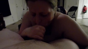 LovesReds - Brandy swallows my cock an wants to ask you something