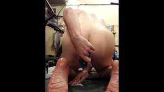 Prostate orgasm part 3 multiple cumshots