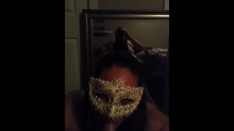 Robbysworld masked fun with gummy bears