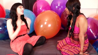 Magic Balloon Popping Breast Expansion Competition - Trailer