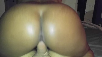 Pussy so good it took over a minute to stop cumming