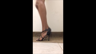 sec fave top five FOOT FETISH with some pussy play