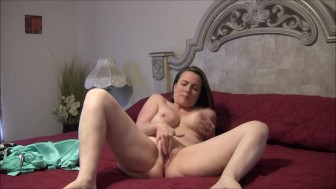Sniffing My Bare Feet and Masturbating