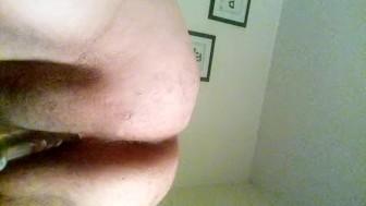 SSBBW toying fat pussy part 1