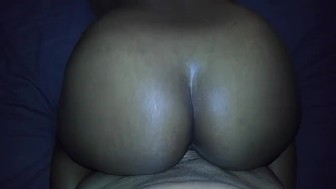 Hotwife fuck with ball stretcher