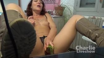 Porn Food, la carotte me rend folle