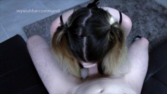 MWHC - Harlequin II : Frisky Friday CIM ( cum in mouth )