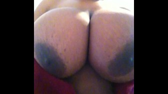 Fresh out the shower titties