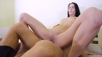 good blowjob and pussy sex with a big dick!