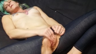 ladyshatter wet pussy solo