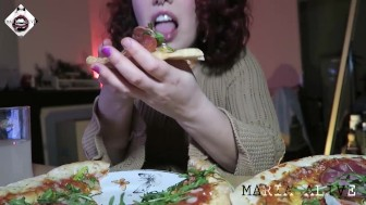 ♥ ♡ ♥ 2 LARGE PIZZA STUFFING clips4sale/105714 ♥ ♡ ♥