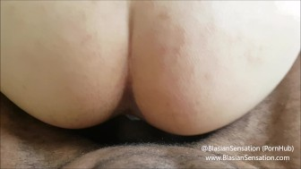 Asian Wife Loves The BBC Creampie (A Must Watch)