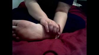 Cute Girls Dirty Sweaty Feet