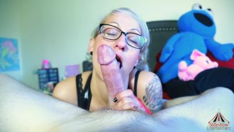 Daisy Milenko Slowly Licks 2 Loads Out of eastcoastninja