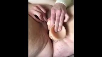 Glorycouple Mrs G's chilled Saturday masturbation