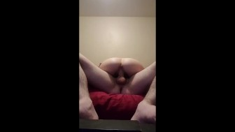 Sexy wife with nice ass gets on top
