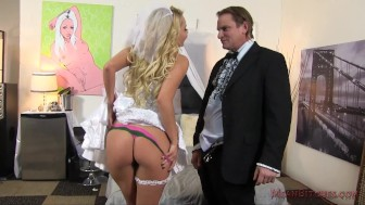 Aaliyah Love Cuckolds You With The Best Man At Your Wedding - Aaliyah Love